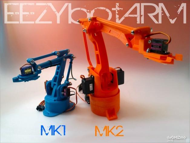 eezybotarm