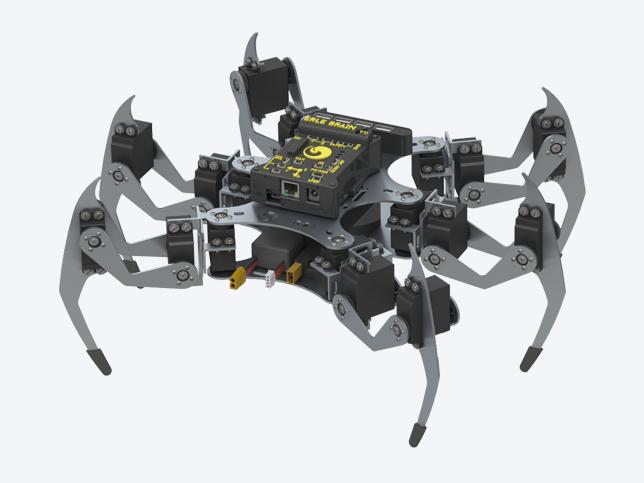 Robot-dron Erle Spider