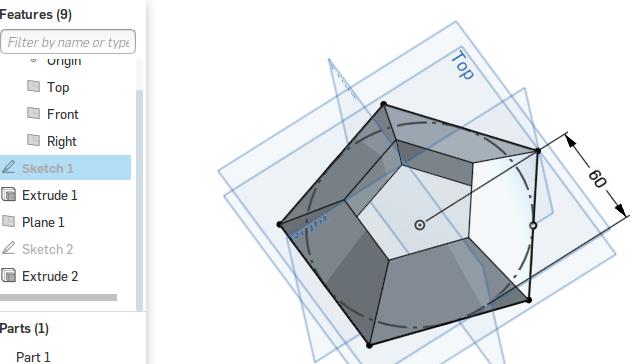 pentagono-piramidal